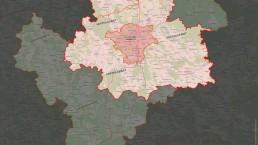 Verbreitung Karte Bayreuther Sonntagszeitung